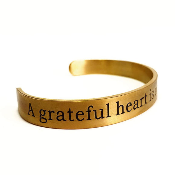 A Grateful Heart Is A Magnet Of Miracles | MIA•MIA
