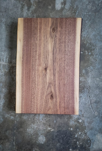 Black Walnut Charcuterie + Cutting Board 2