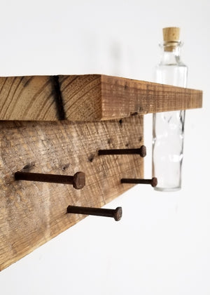 rustic key holder