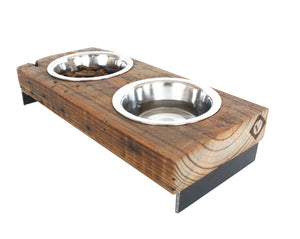 industrial elevated cat bowl