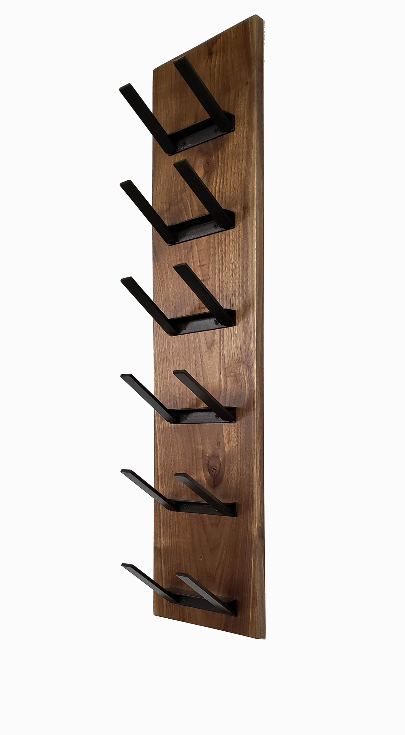 Wine Rack : Black Walnut