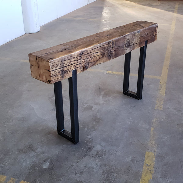 Beam Console Table