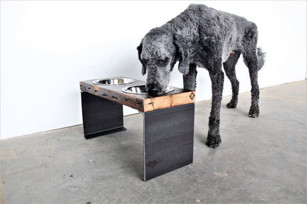 large+dog+bowl_goldendoodle+dog+bowl_elevated+dog+bowl_industrial+pet+feeder