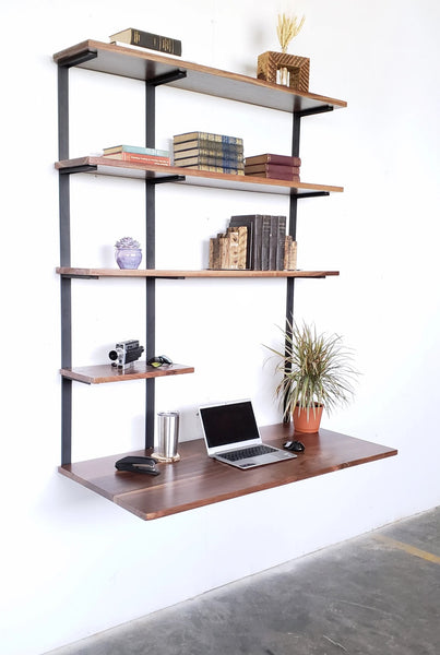 minimal-modern-desk_office-desk_wall-desk_modern-office-desk_shelving_vault-furniture