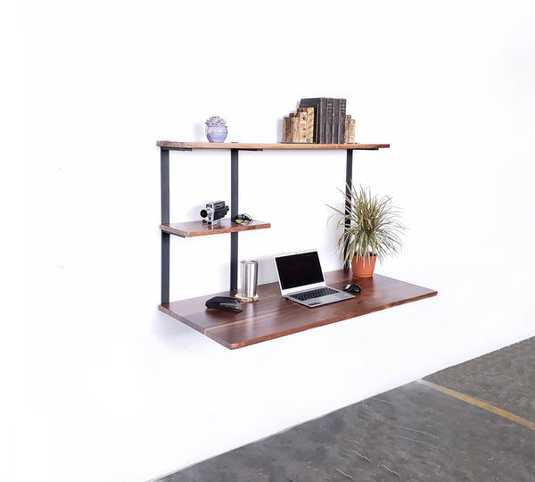 modern-industrial-desk_wall-floating-desk_mid-century-shelving