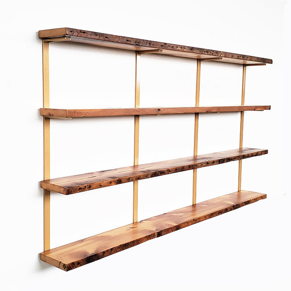 gold-bracket-shelving_modern-farmhouse-shelving-unit_wall-mount-shelving_wall-shelves_custom-wall-shelving