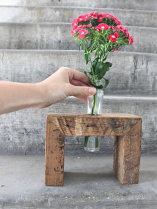 rustic decor vase
