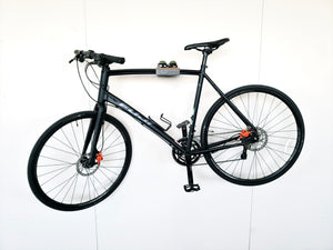 modern wall mount bike rack