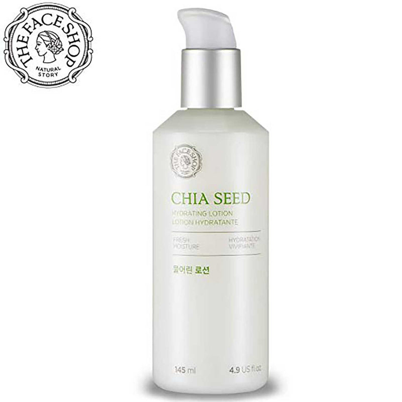 Chia Seed Hydrating Emulsion Lotion 4.4oz