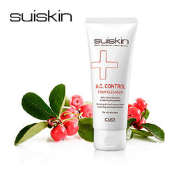 Suiskin A.C. ACNE CONTROL FOAM CLEANSER 150ml