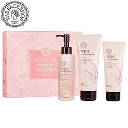 THEFACESHOP Rice Water Face Wash Set