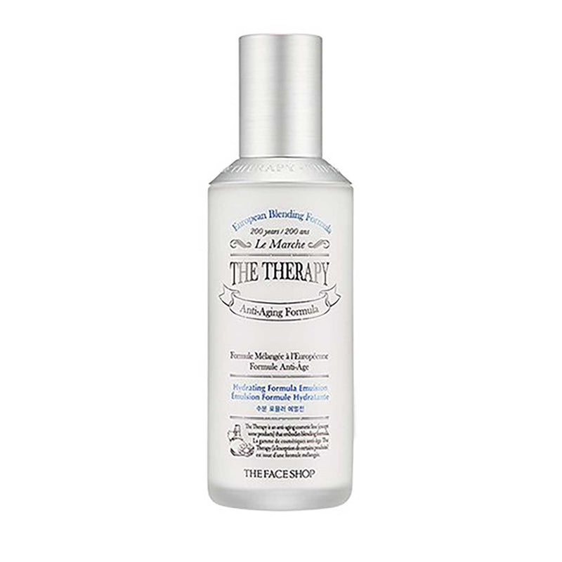 THEFACESHOP The Therapy Hydrating Formula Emulsion 4.3 oz