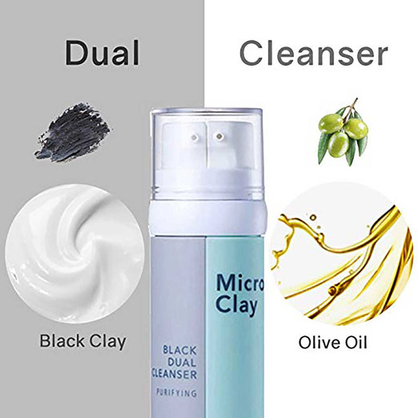 Vprove Black Dual Cleanser