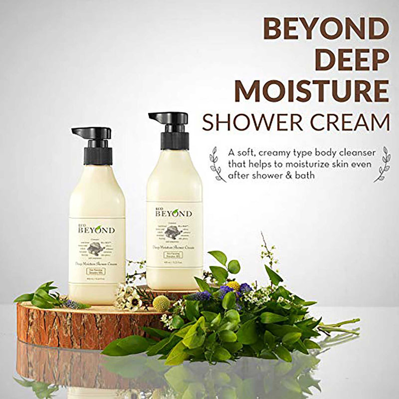 Eco Beyond Deep Moisture Body Emulsion