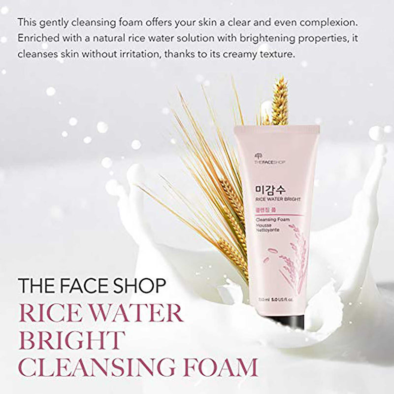 The Face Shop Foaming Facial Cleanser
