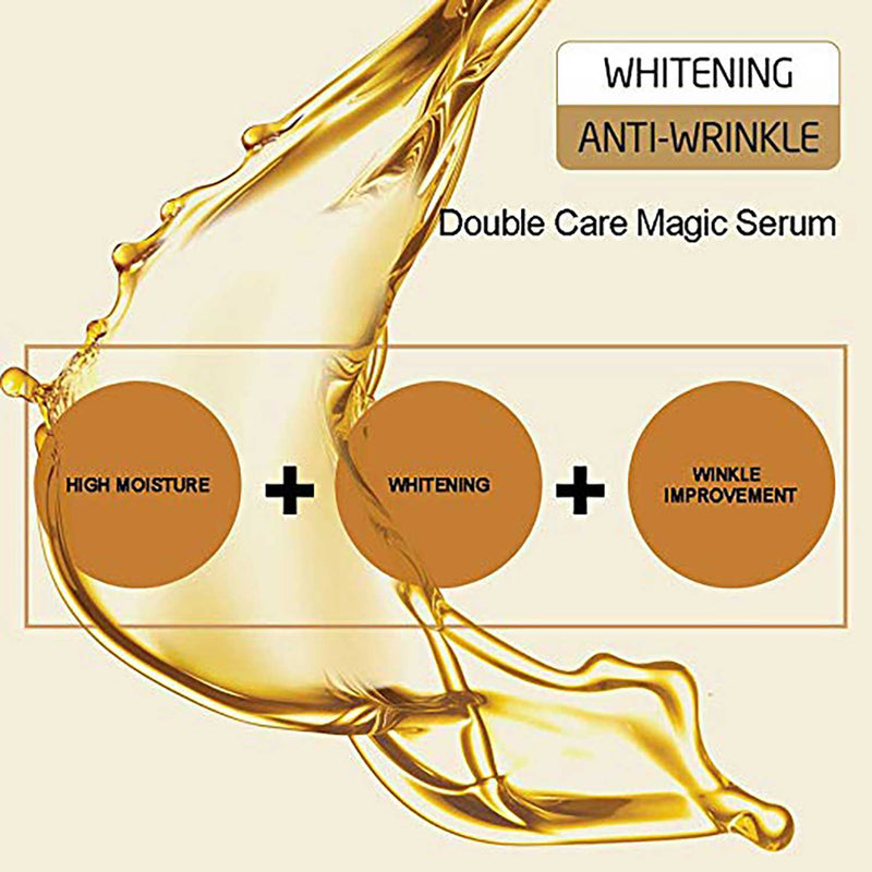 iRecipe Double Care Magic Serum