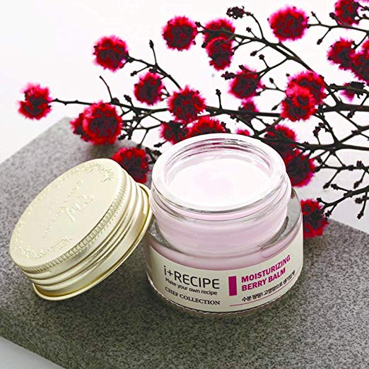 iRecipe Moisturizing Berry Balm Night Cream 30ml