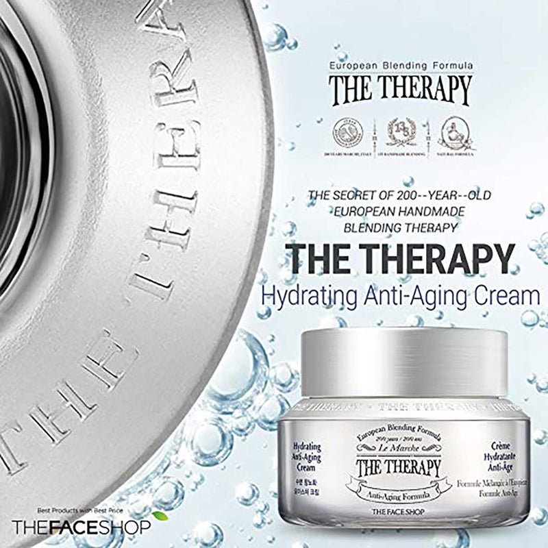 THEFACESHOP The Therapy Anti Aging Cream 1.69 Ounces