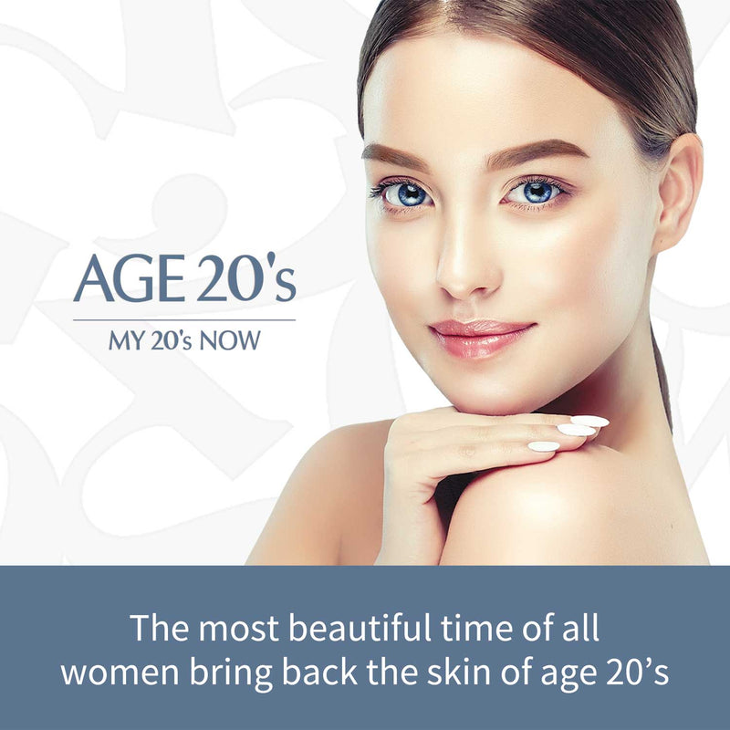 AGE 20's Essence Cover Pact Original Pink Latte (+Free 1 Refill)