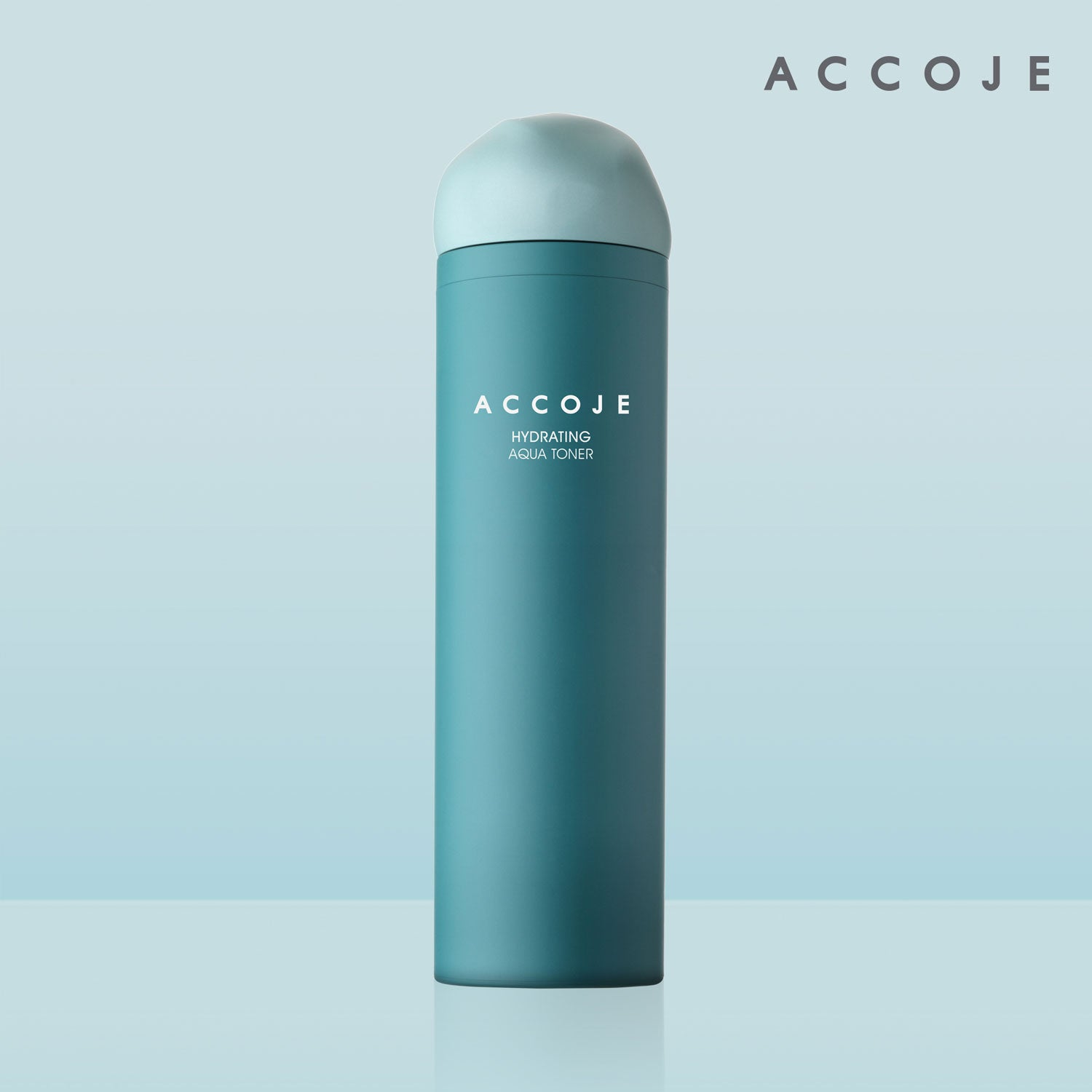 [ACCOJE] Hydrating Aqua Skin Toner, Purifying Toner for Face, Refreshes and Moisturizes Skin, Quick Absorbtion for Perfect pH Balance - (130 ml/4.4 fl oz)