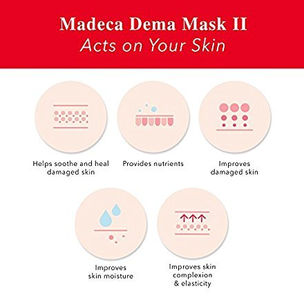Madeca Derma Face Mask Sheets (10 Treatments)