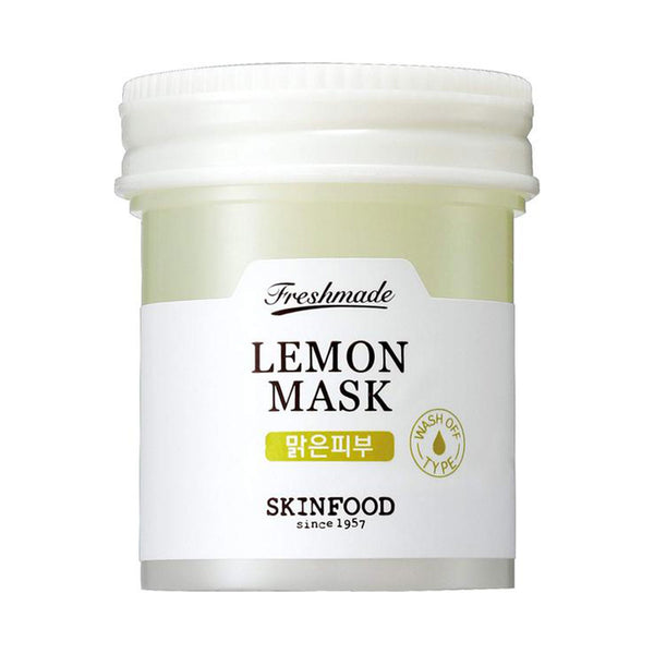 Skinfood FRESHMADE Lemon Facial Mask 90 ml (3.04 fl.oz.)