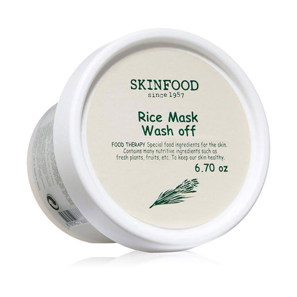 Skinfood Rice Mask Wash Off 190 g (6.7 oz)