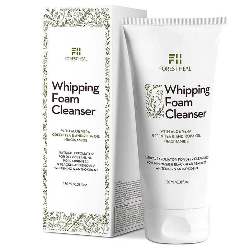 FORESTHEAL Whipping Foam Cleanser 180ml