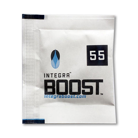 4g INTEGRA BOOST: 2 Way Humidity Control at 55%
