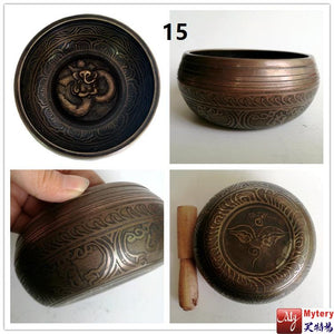 Singing Bowl Hand Made , Made In Nepal.-USmeditate