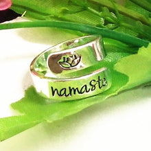 Lotus Flower Ring Hanmade-USmeditate