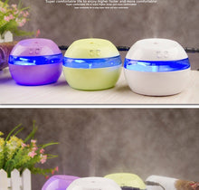 Air Aroma Humidifier Color LED Lights Electric Aromatherapy-USmeditate
