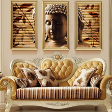Buddha Picture Landscape Canvas Painting-USmeditate