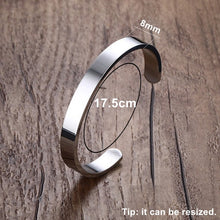 Customized Jewelry Engraving Stainless Steel-USmeditate