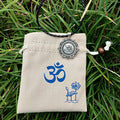 Aum Mandala Sacred Geometry Pendant Necklace-USmeditate