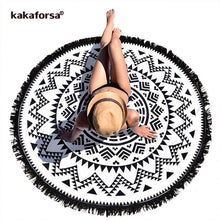 Round Mats with Tassels-USmeditate