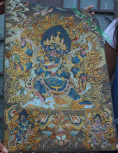 Sipe Gyalmo - Queen OF The Created World Thangka-USmeditate
