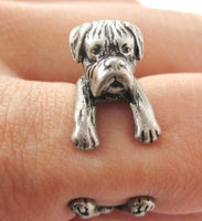 Boxer Wrap-Around Hug Ring