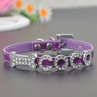 PetBling Personalized Rhinestone Collar