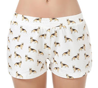 German Shepherd Sleep Shorts