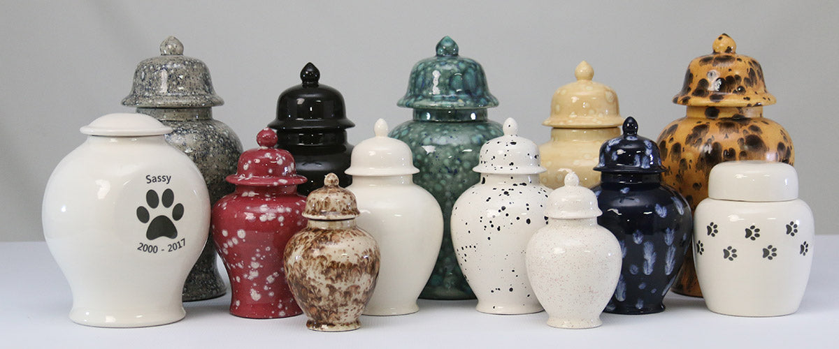 Things to consider before selecting a Pet Urn