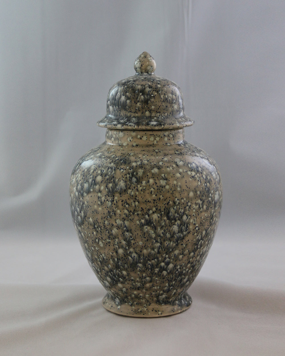 Hancrafted Ceramic Urn - Cosmic - Large