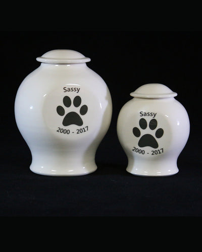 Custom Ceramic Urn - Group