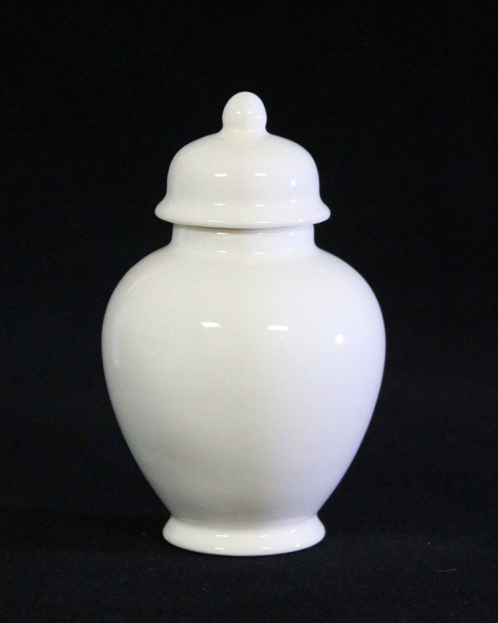 Hancrafted Ceramic Urn - Ivory - XSmall