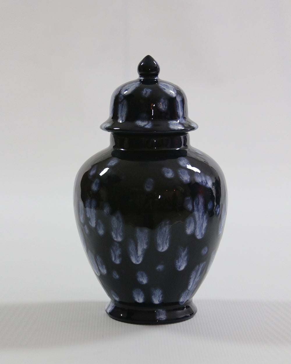 Hancrafted Ceramic Urn - Night Sky - Large