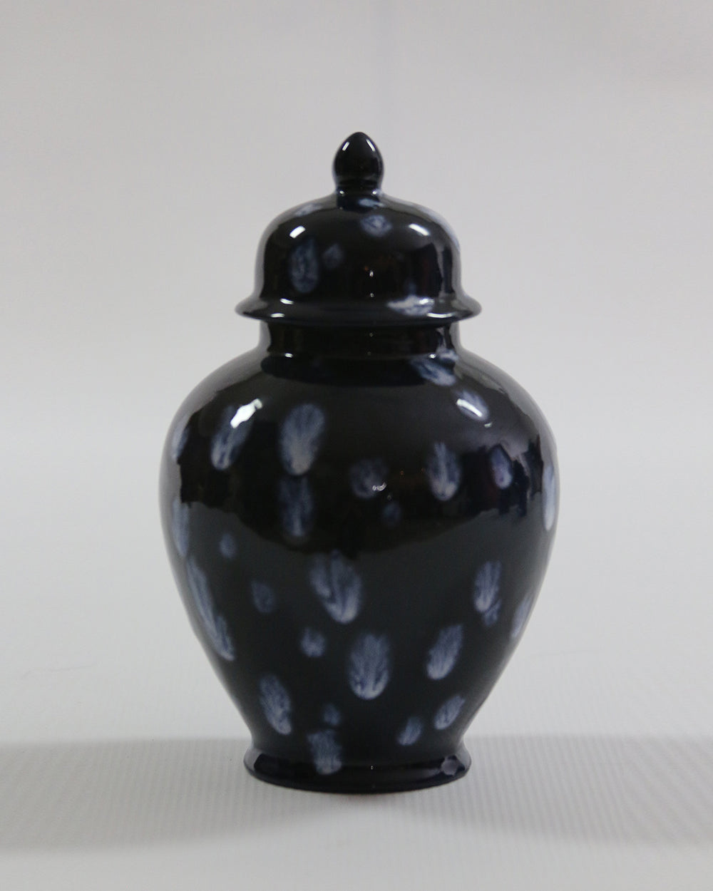 Hancrafted Ceramic Urn - Night Sky - Medium
