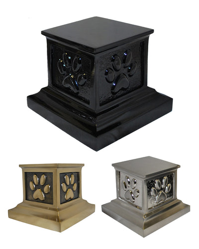Roman Paws Urn - Group