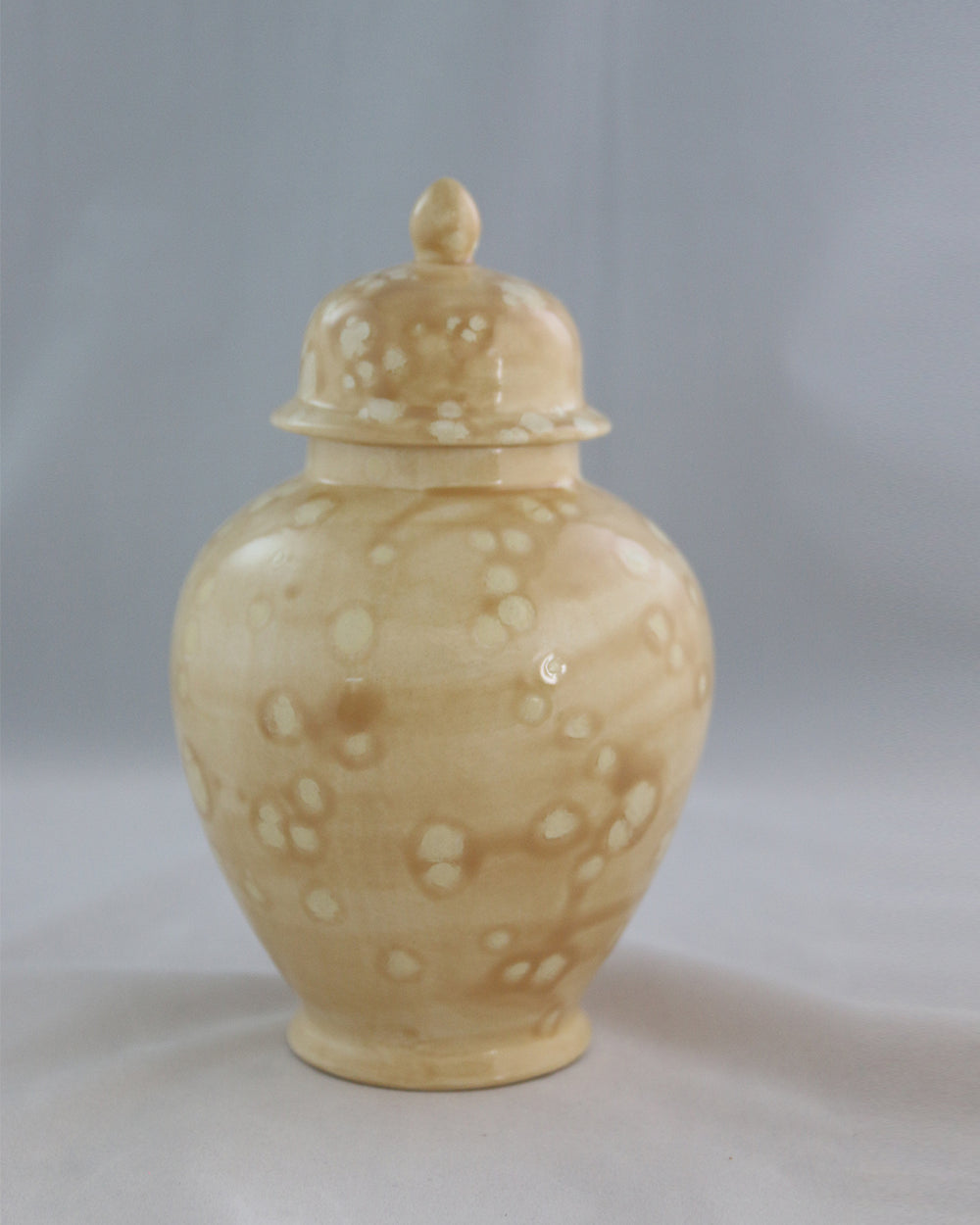 Hancrafted Ceramic Urn - Savannah - Medium