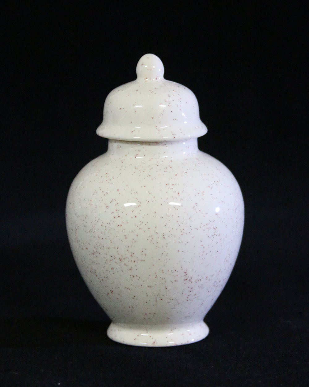 Hancrafted Ceramic Urn - Speckled - XSmall