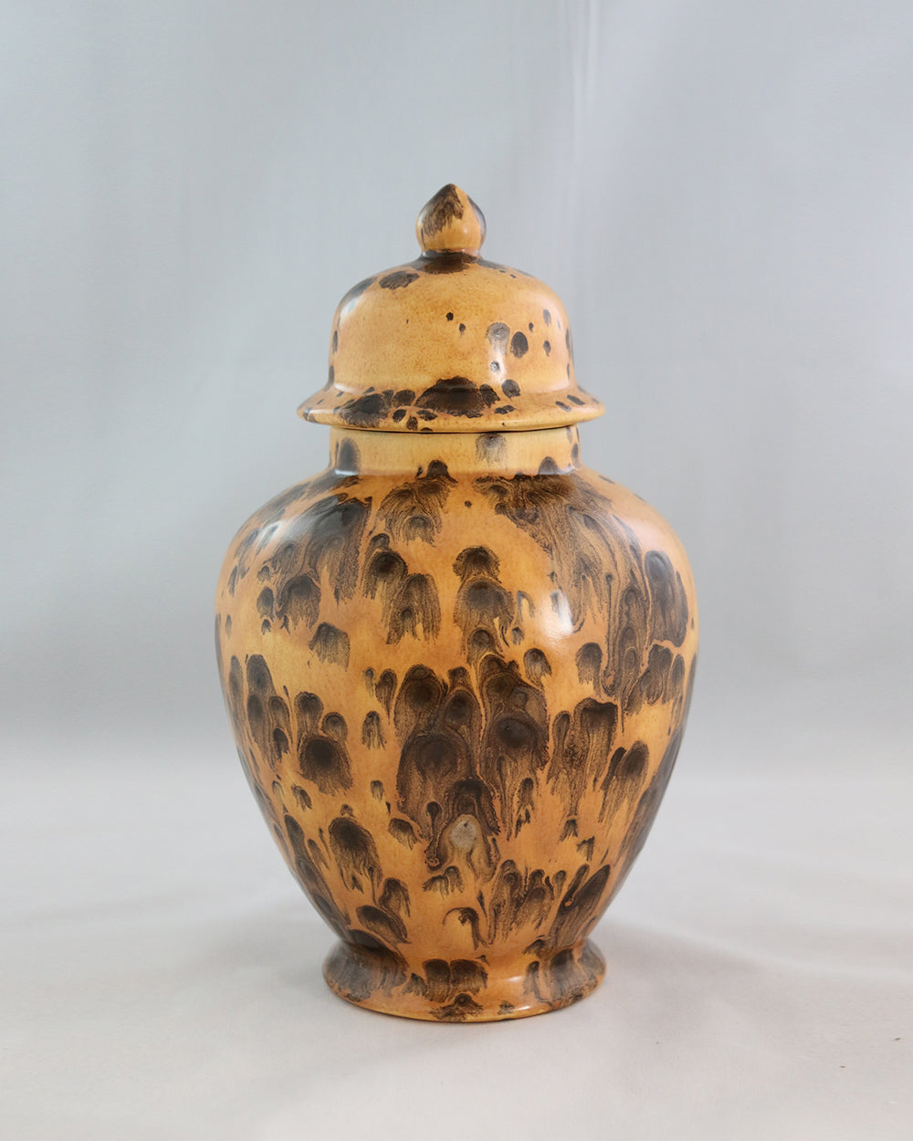 Hancrafted Ceramic Urn - Tortoise - Large